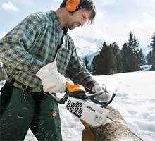 Light And Handy - Petrol Chain Saws