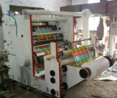 High Speed Slitter Rewinder