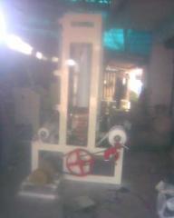 Gusseting Machine