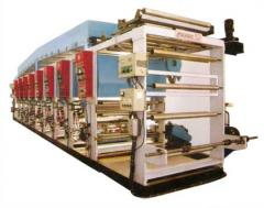 Rotogravure Cum Lamination Machine