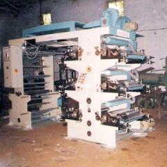 Flexo Graphic Printing Press