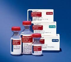 Hemophilia medicines, Novoseven