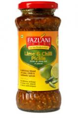 Lime And Chilli Pickle