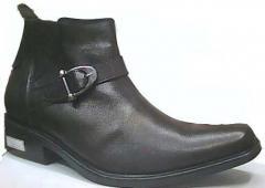Designer Leather Boots