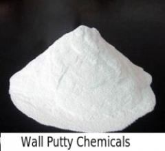 Wall Putty Chemicals