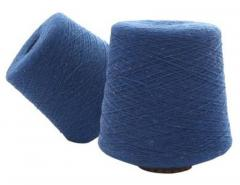 Blue Color Yarn