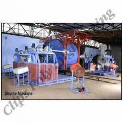 Rotational Moulding Machine