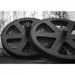 Sugar Mill Gears