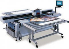 Chart Printing Machine
