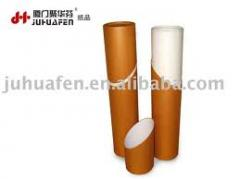 Tubes made of paper