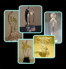 AWARDS TROPHIES MOMENTOS