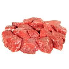 Frozen Halal Buffalo Boneless Meat