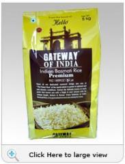 Gateway of India classic basmati rice