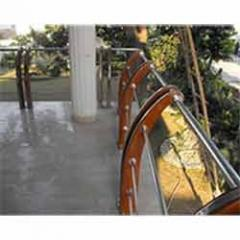 Balcony Designer Steel Railings