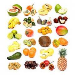 Fruits & Pulp