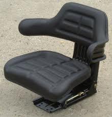 Seats for tractors