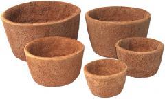 Coir Fibre Pots