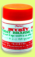 Adarsh Vrahat Brahmi Vati