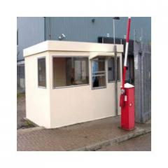 Security Cabins - 8'x8' UPVC Cabins