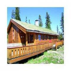 8'x8' Wooden Cabins