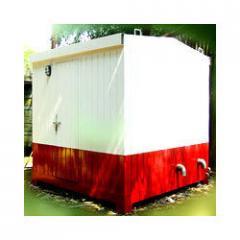 10'x10' Toilet Block