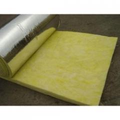 Glass wool insulations