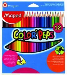 Maped Colour Pens Mini Set(Pack Of 12)