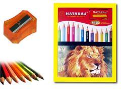 Nataraj Colour Pencil Set of 12