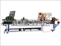 Four Biscuit Packaging machine