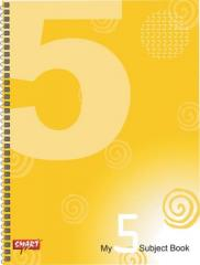 Five-Subject Notebook