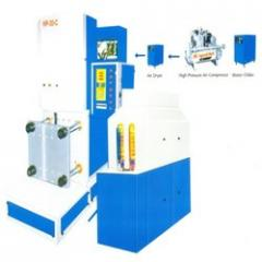 Stretch Blow Moulding Machine