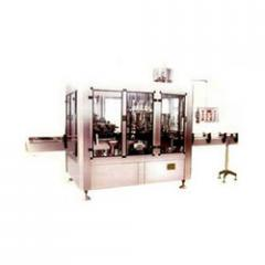 Automatic Filling,  Capping and Labelling...