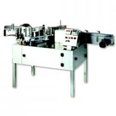 Automatic Vertical Self Adhesive Labelling Machine