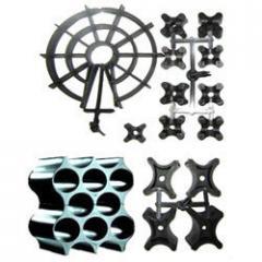 Plastic Construction Components