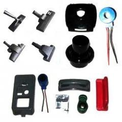 Plastic Electrical Components