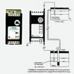Electronic Pump Starters