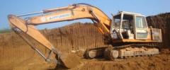 Used Hyundai Excavators