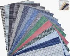 Polyester Texturised Yarn Suiting Fabrics