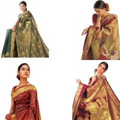 Silk Sari