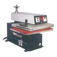 Pneumatic Heat Transfer Sticker Machine (7001)