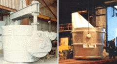 Ladle Pouring And Handling Unit
