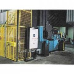 Shaft Furnace For Melting & Holding Of