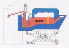 Dosing Furnace For Aluminium
