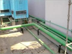 MS Heavy Structural Fabrication