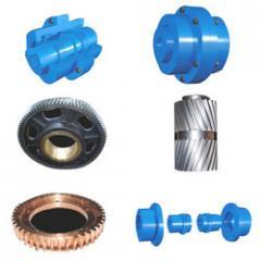 Gear Coupling & Gear