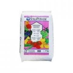 Potassium sulphate fertilizers