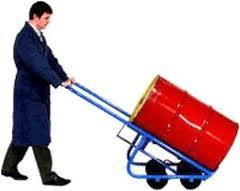 4 Wheel Mini Trolley