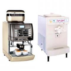 Softy and Coffee Machines