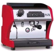 Electronic one group Expresso coffee machine