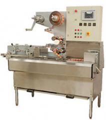 Automatic Toffee Cut & Flow Wrap Machine